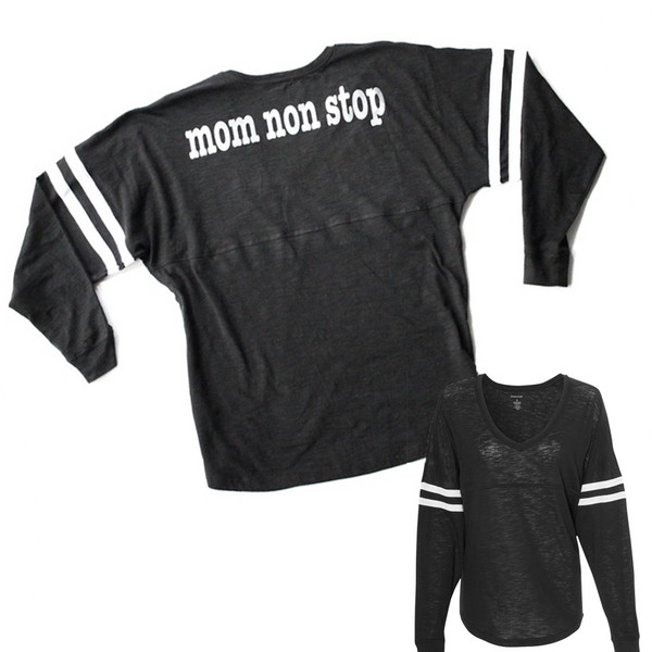 Mom Non Stop Spirit Jersey [ships in 3-5 business days]