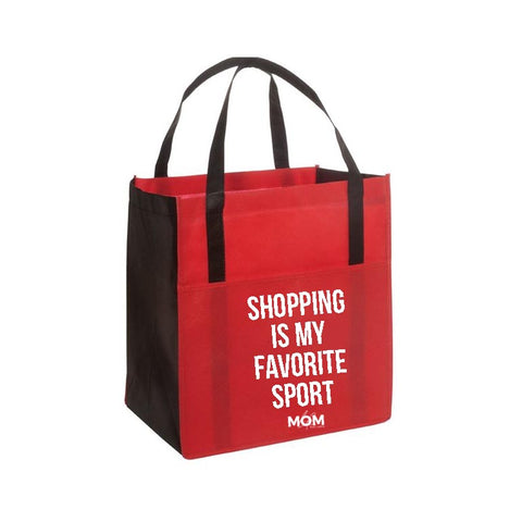 Shopping is my Favorite Sport Tote Bag [Ships in 3-5 business days]