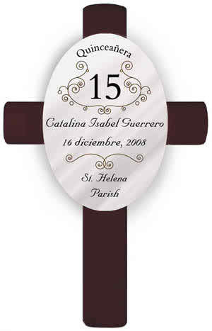 Quinceanera Cross