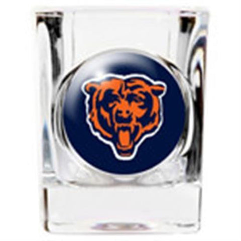 Personalized NFL Shot Glass  - BEARS