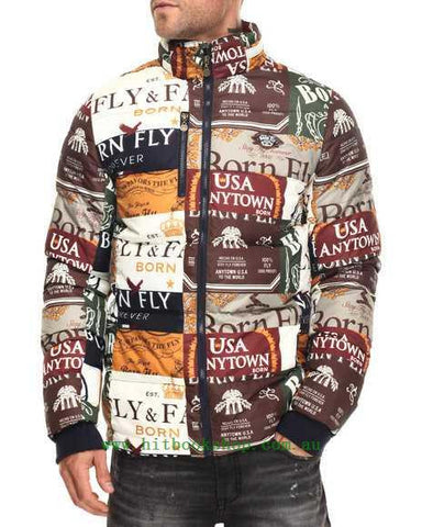 Born Fly Wagner Outerwear Jacket