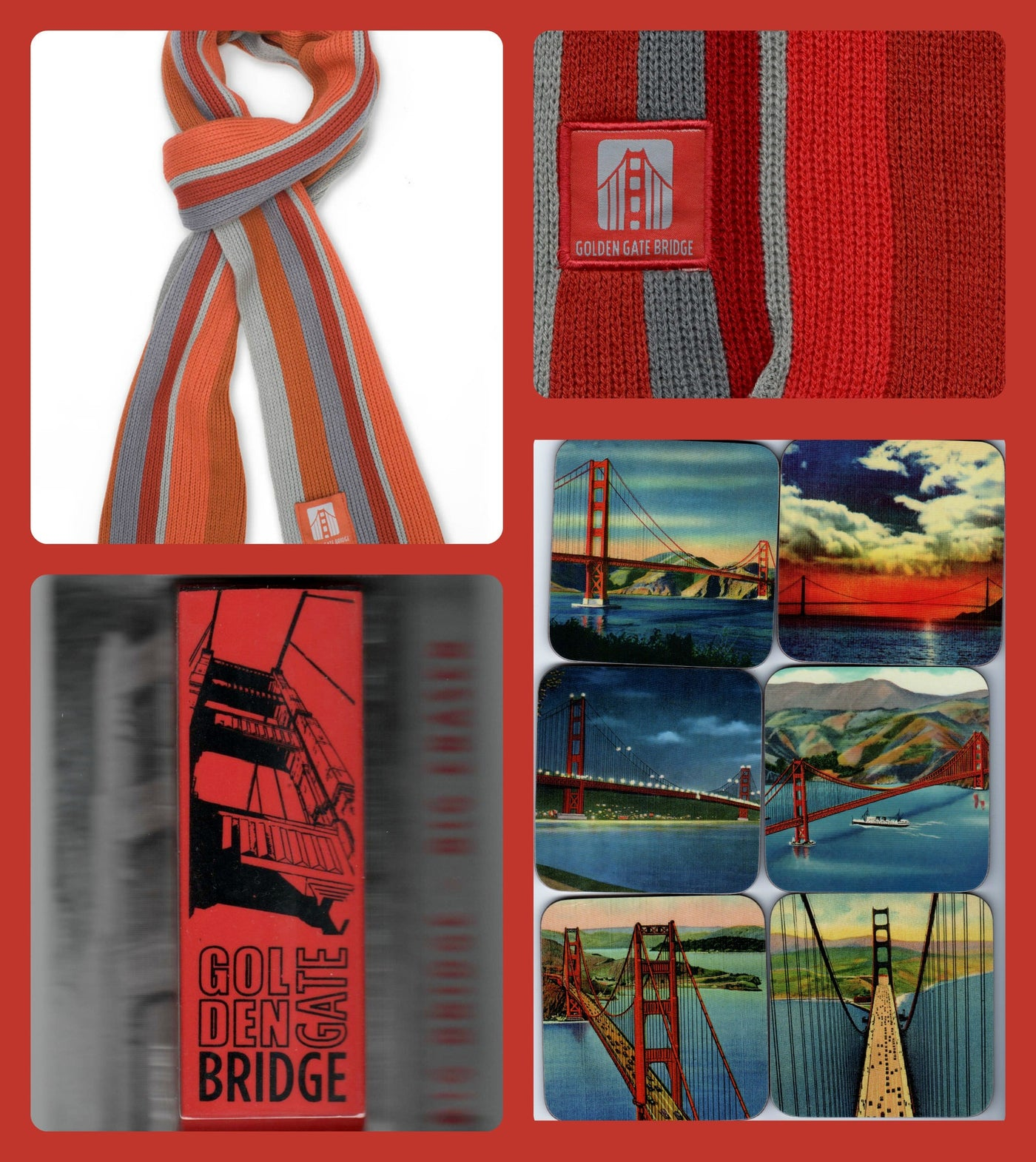 Golden Gate Bridge Gifts