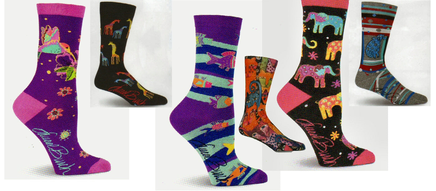 Laurel Burch Socks for Women