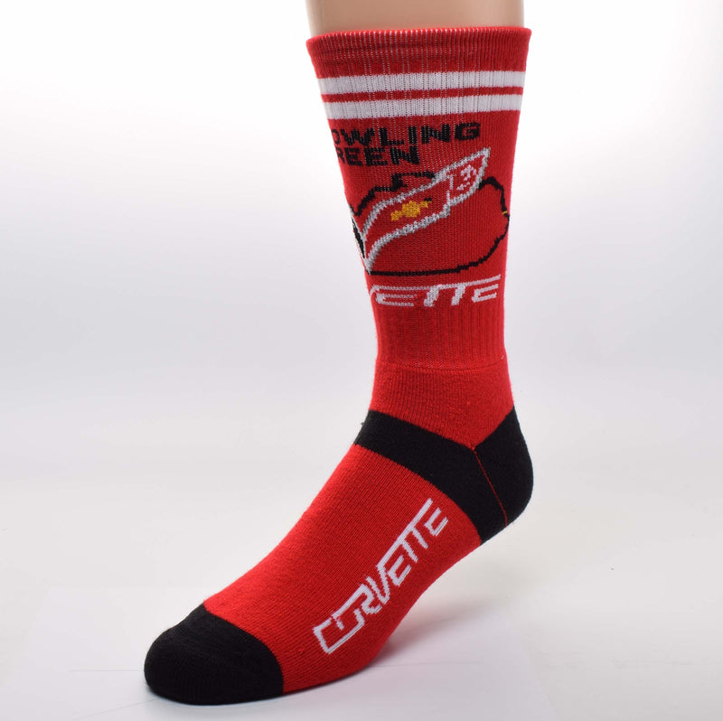 FBF Corvette C7 State Stripe Sock