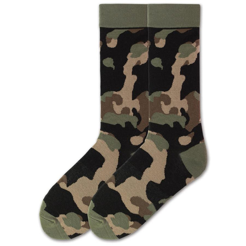 K Bell Camouflage Sock For Men Socks By My Foot Fetish