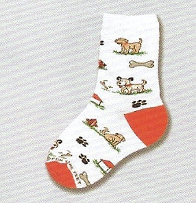 FBF Dog 1 Children Sock