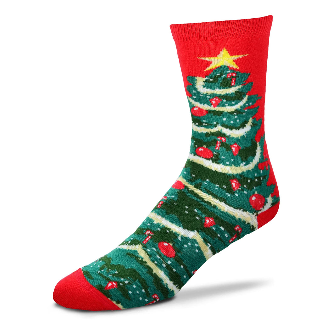 FBF Christmas Big Tree Sock
