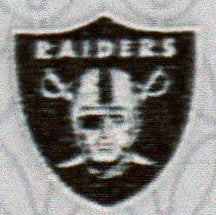 The Raiders Silver and Black attack logo