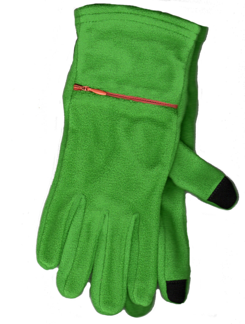 Lauer Touch Sensor Stretch Microfleece Glove