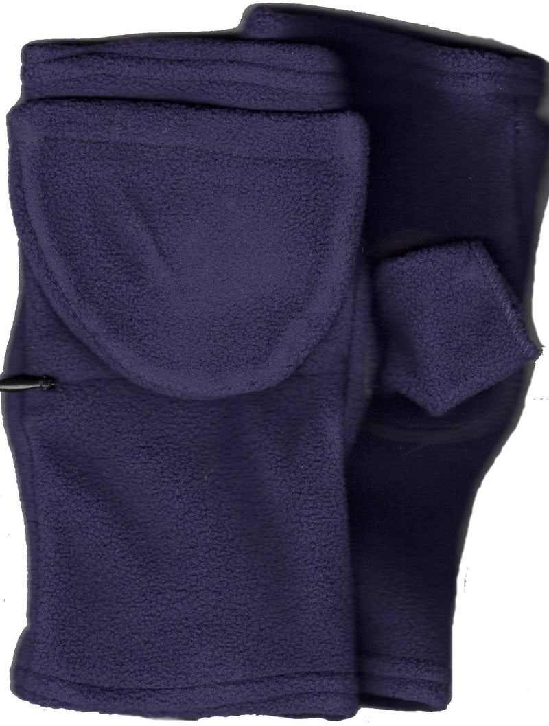 Lauer Fingerless Glove with Cap