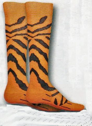 Red Lion Krazy Kat Compression Socks