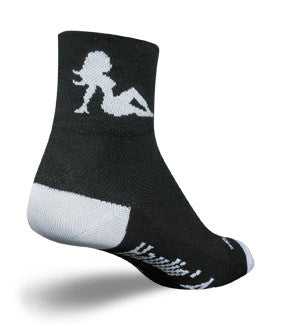 Sock Guy Mud Flap Girl Sock