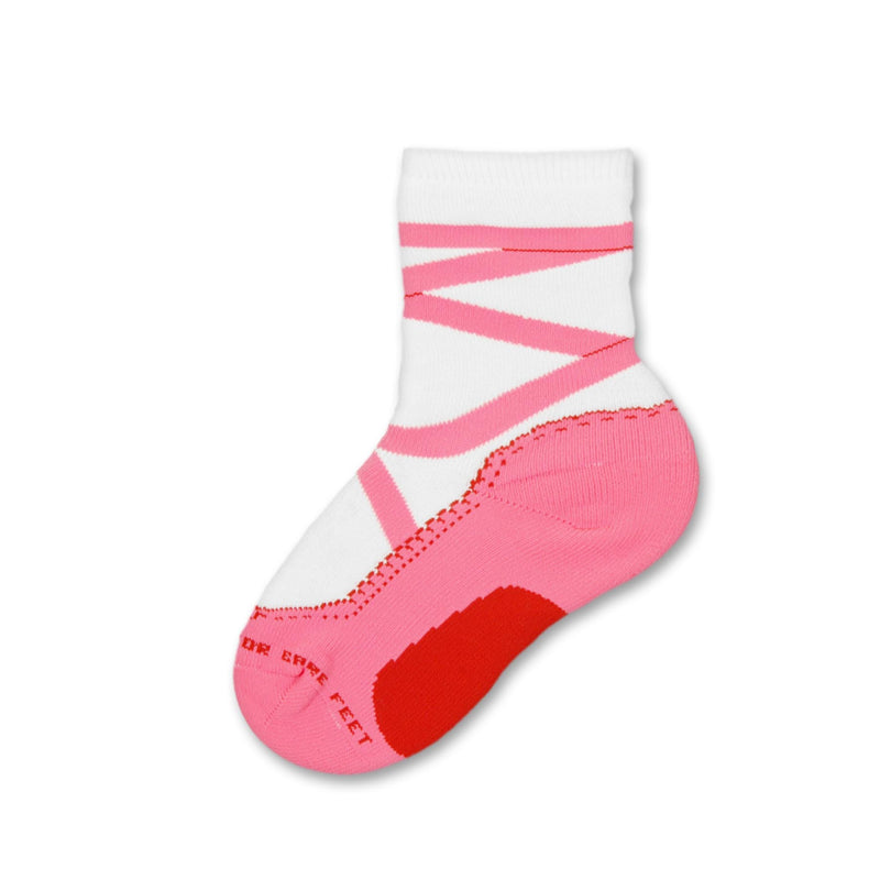 FBF Ballet Slipper Sock Childrens
