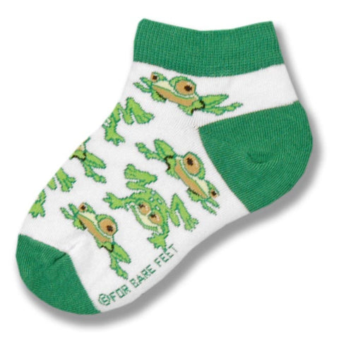 FBF Frogs Children Socks