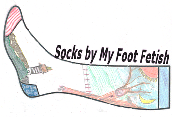 Socks by My Foot Fetish