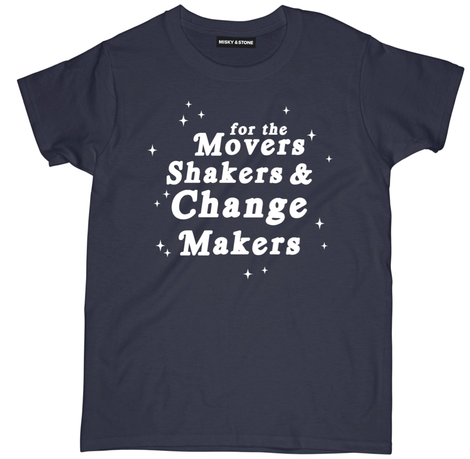 For The Movers Tee