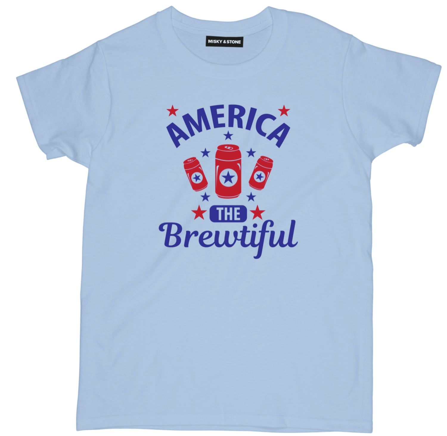 America The Brewtiful T Shirt