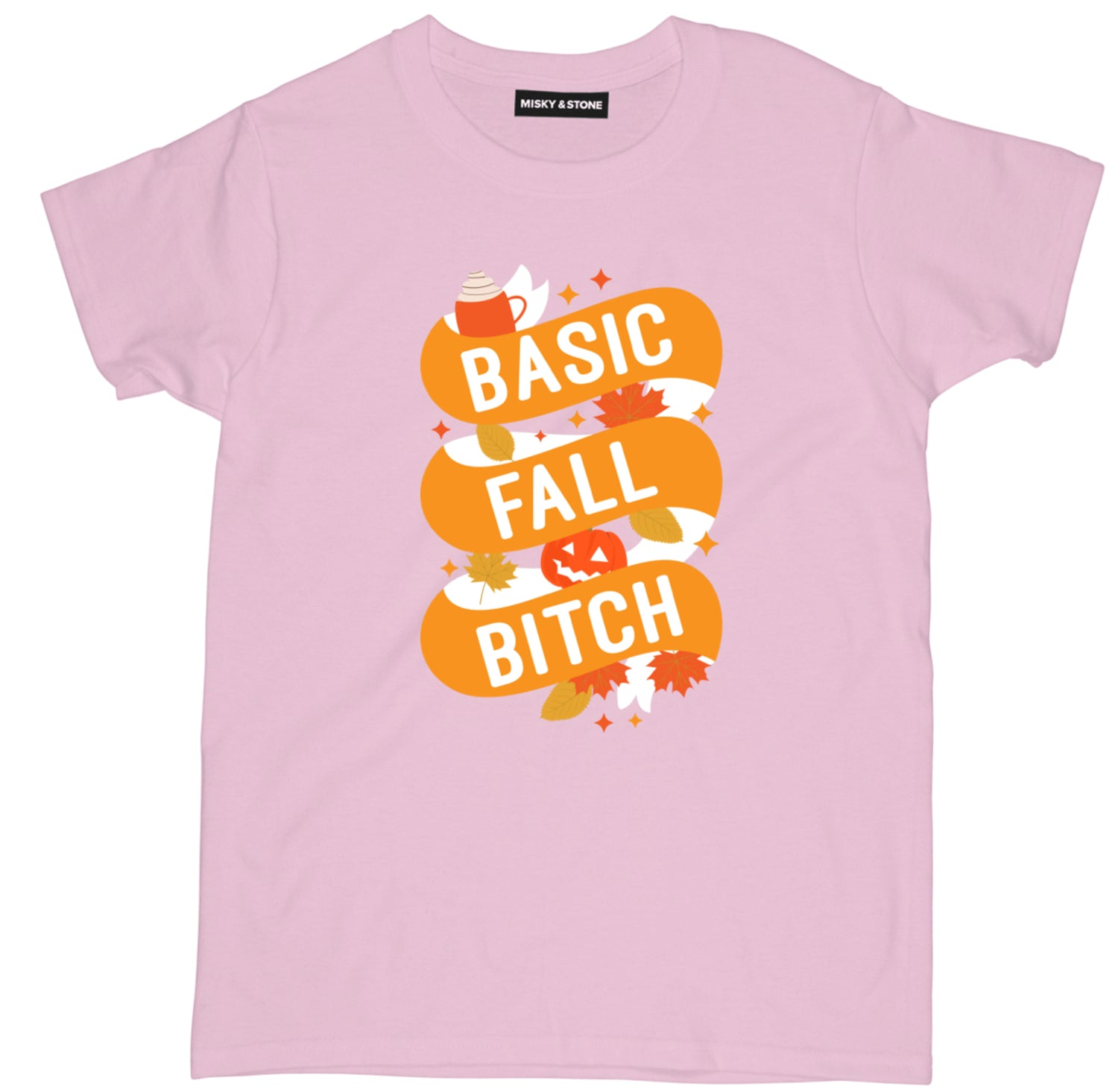 Basic Fall Bitch Tee