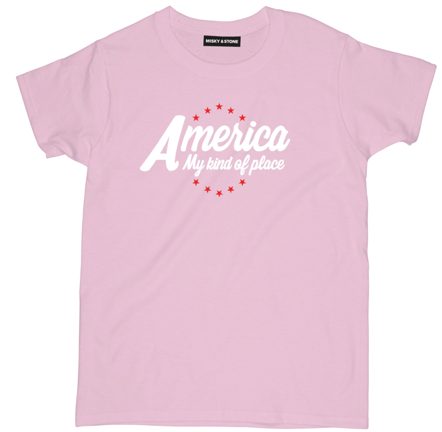 America My Kind Of Place Tee