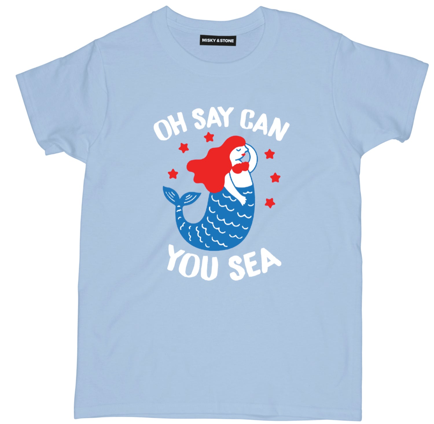 Oh Say Can You Sea Tee