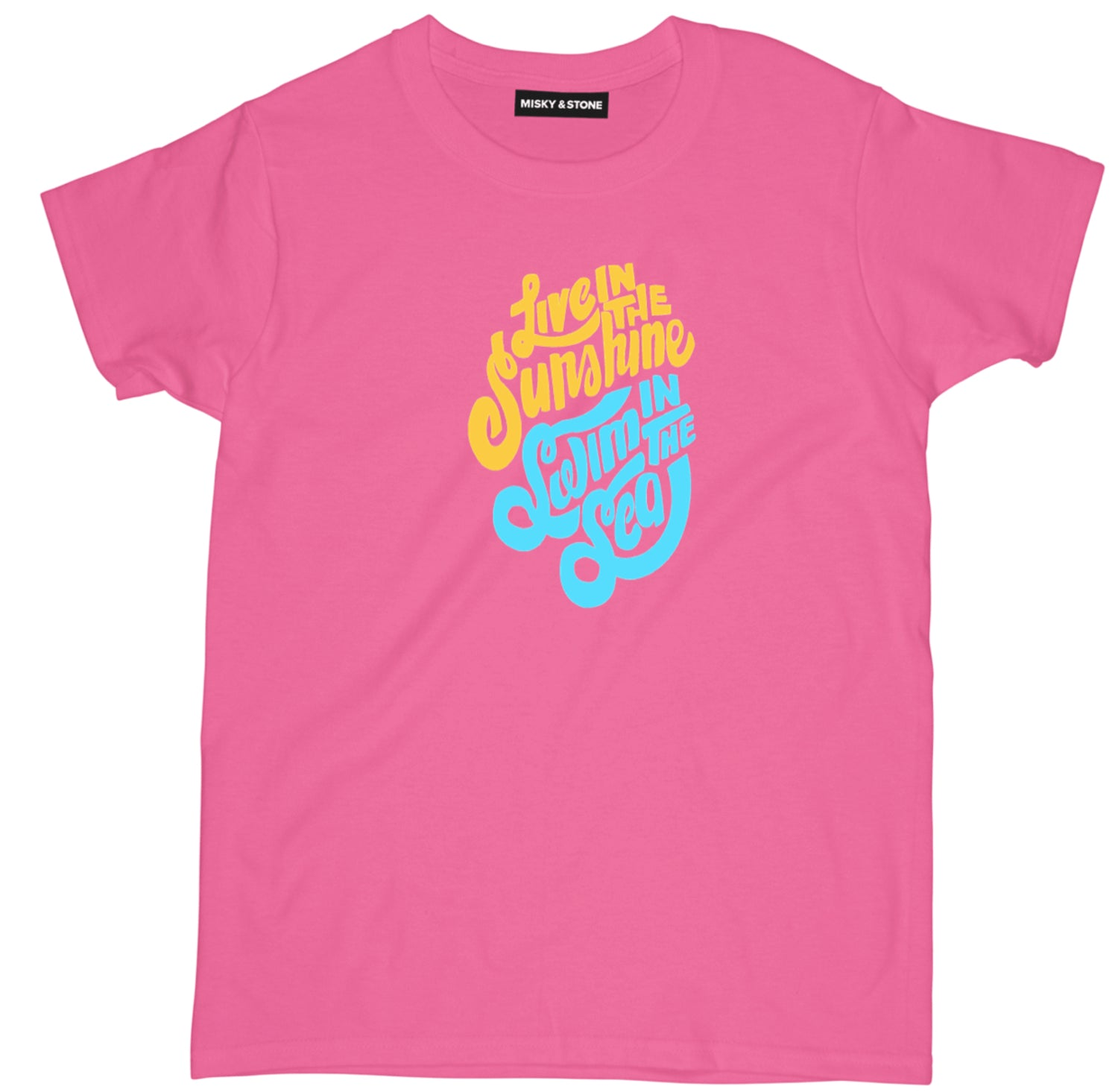 Live In The Sunshine Tee