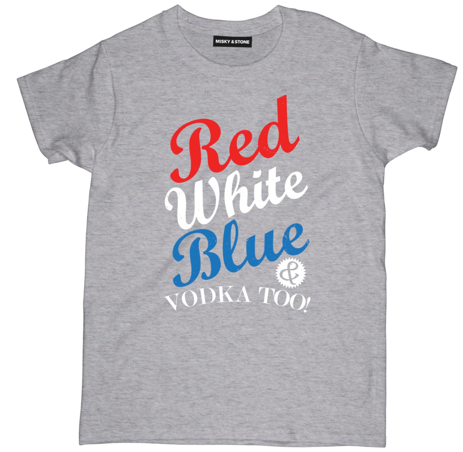 Red White Blue Tee
