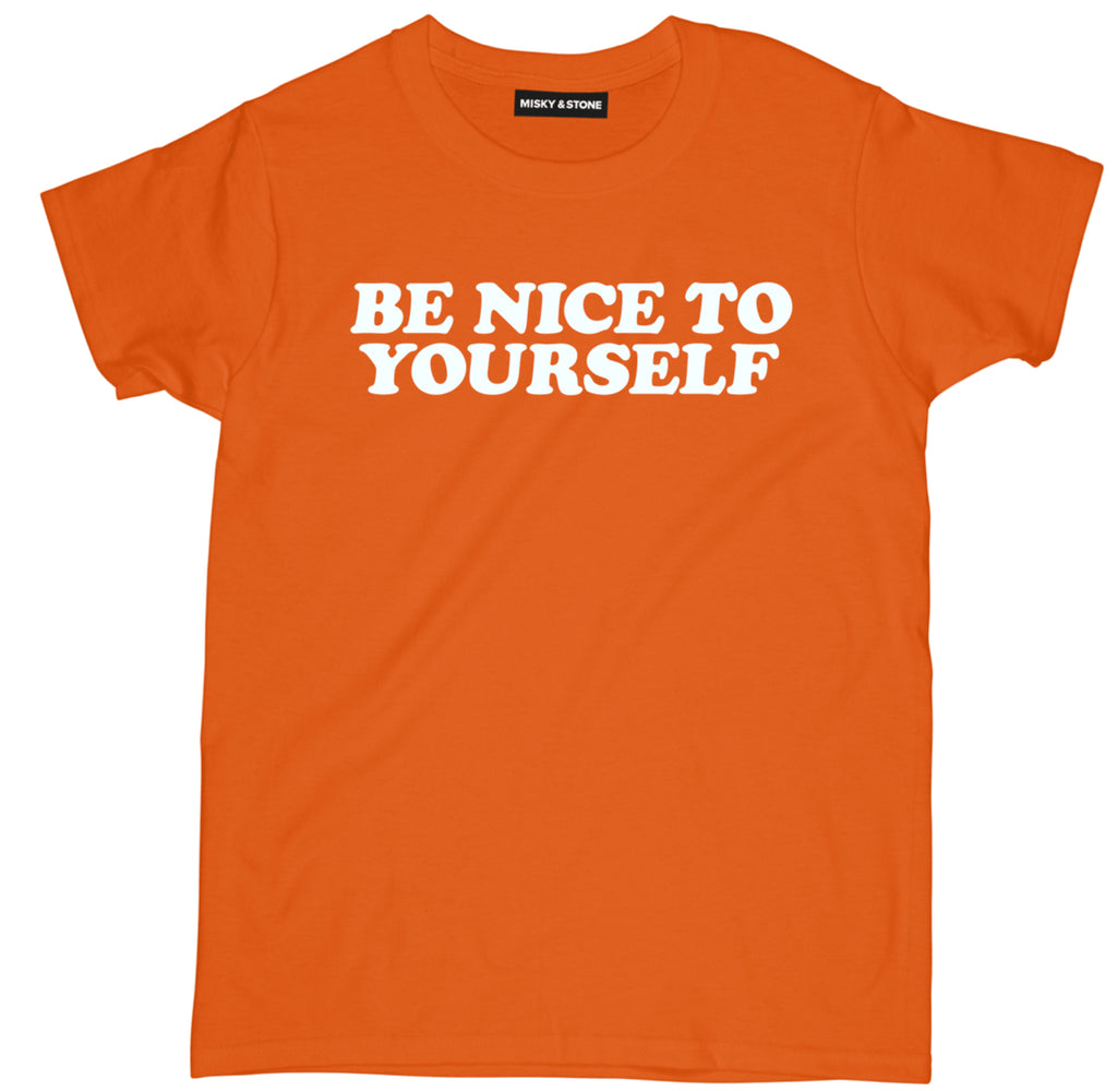 be nice to yourself t shirt, spiritual t shirts, spiritual shirts, spiritual quote t shirts