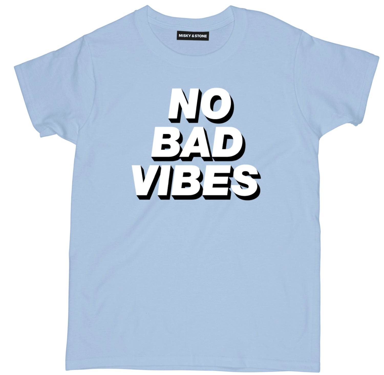 No Bad Vibes Shirt