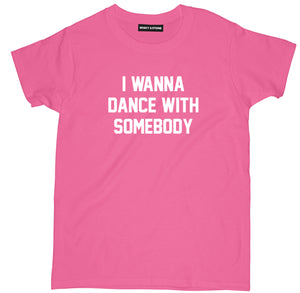 i wanna dance with somebody shirt, whitney houston shirt,