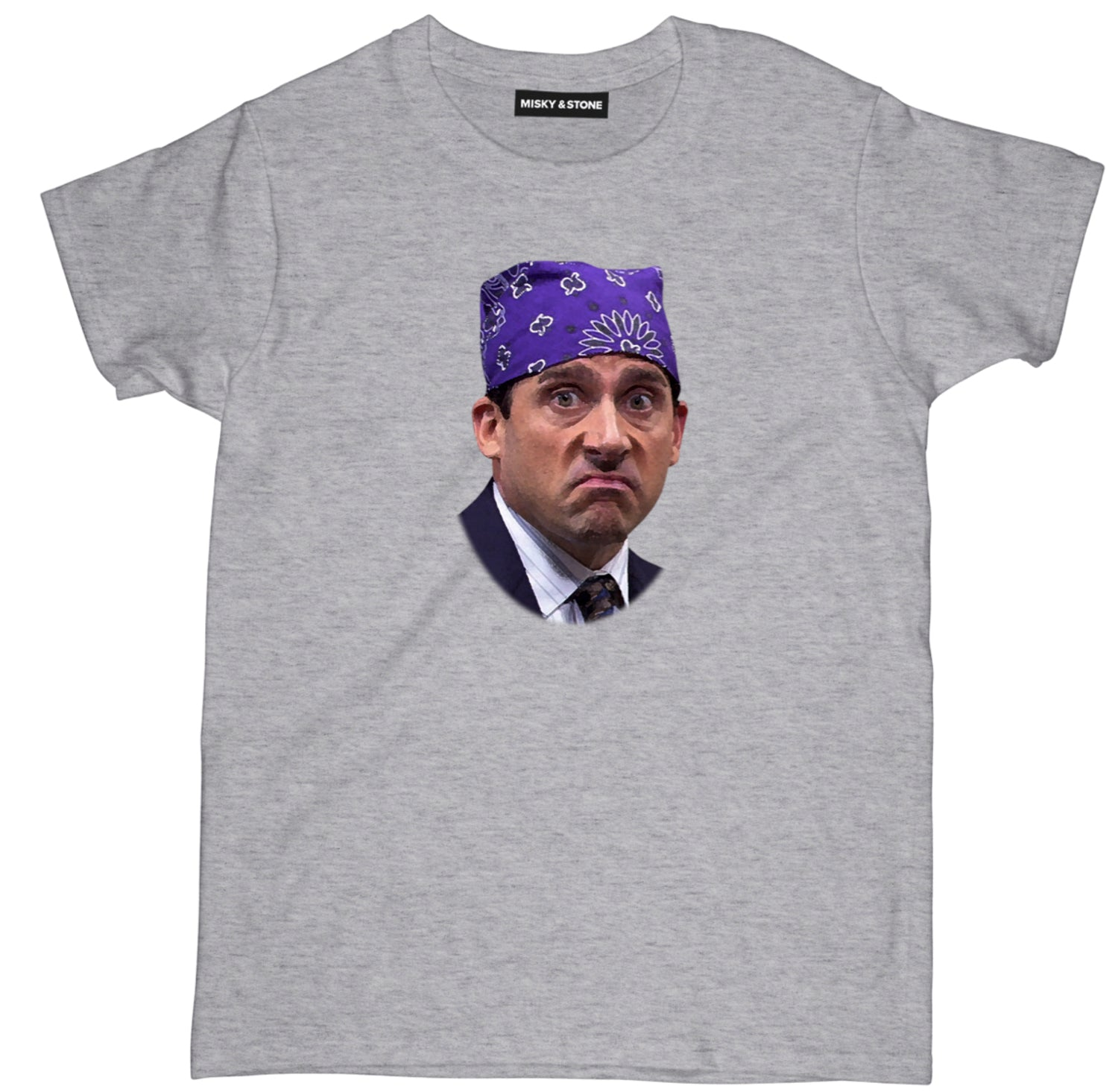 Prison Mike Face Womens Cotton Tee
