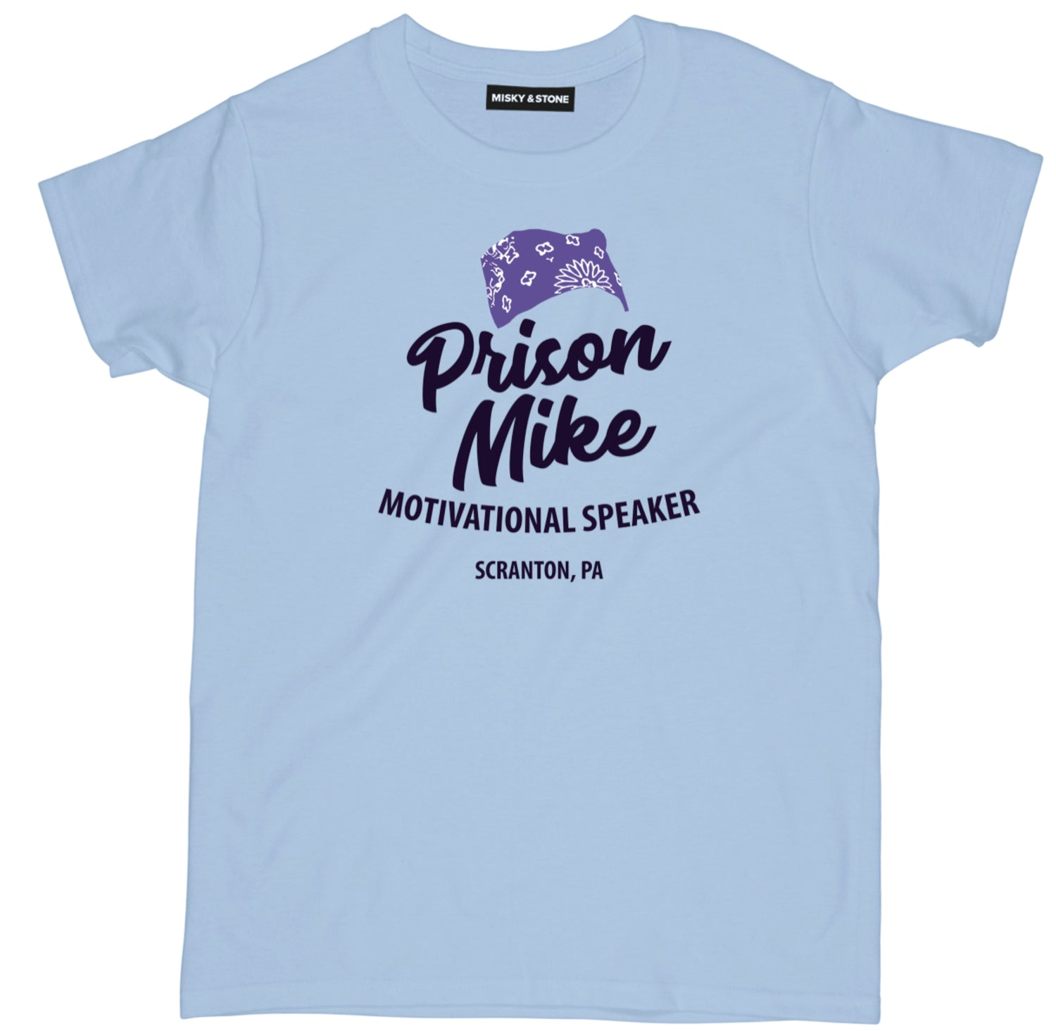 Prison Mike Womens Tee Shirt
