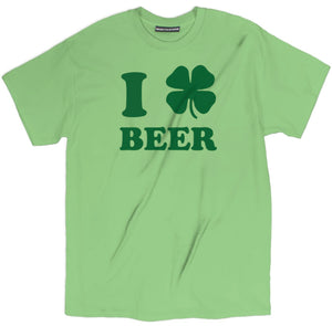 i love beer tee shirt, st patricks day tee shirts, funny st patrick tee shirt, st patricks day apparel, st patricks day merch, st patricks day clothing, st pattys day tee shirt