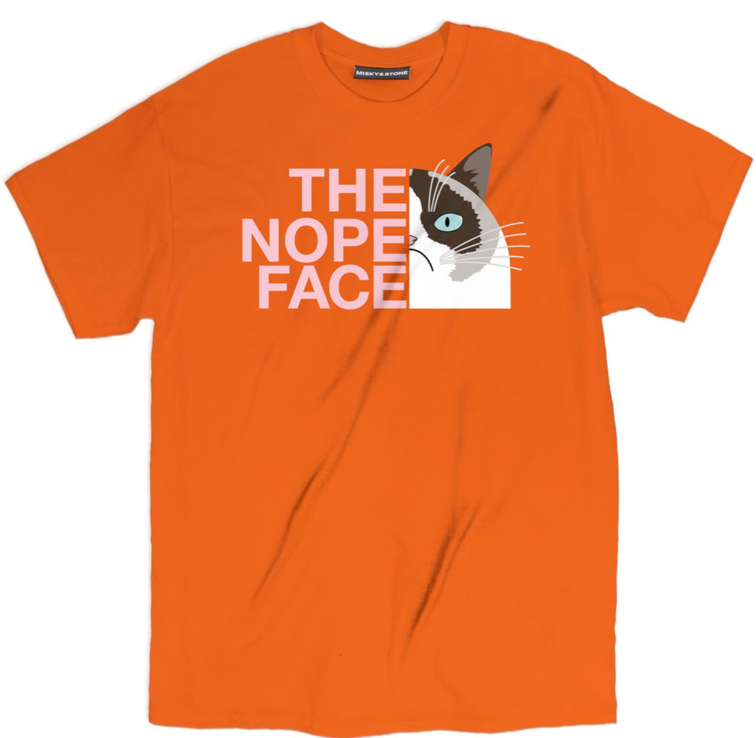 The Nope Face Tee