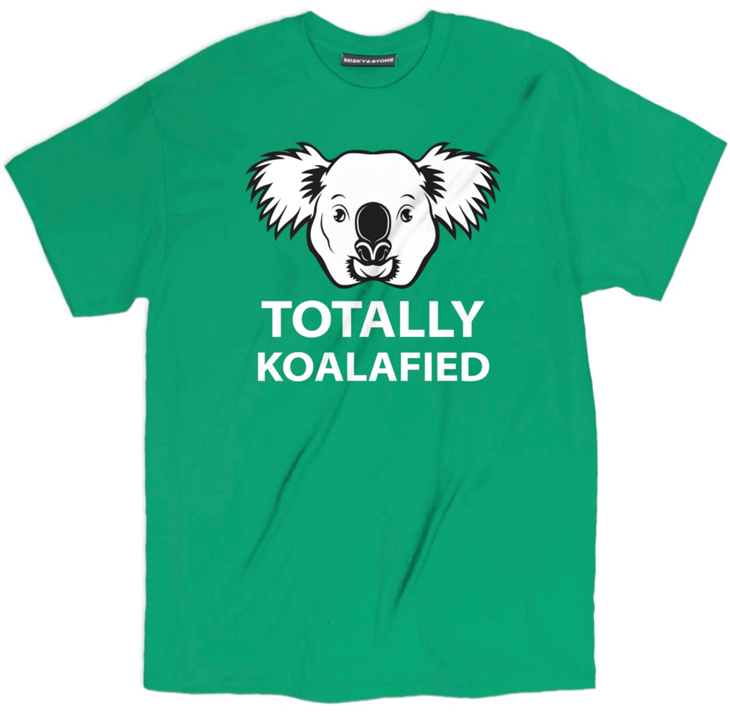 Totally Koalafied shirt, Koala shirt,  Koala T shirt, animal lovers shirts, funny animal shirts, animal shirts, animal t shirts, animal tees, animal tee shirts, animal tee shirts, animal face t shirts, animal graphic tees, cool animal shirts