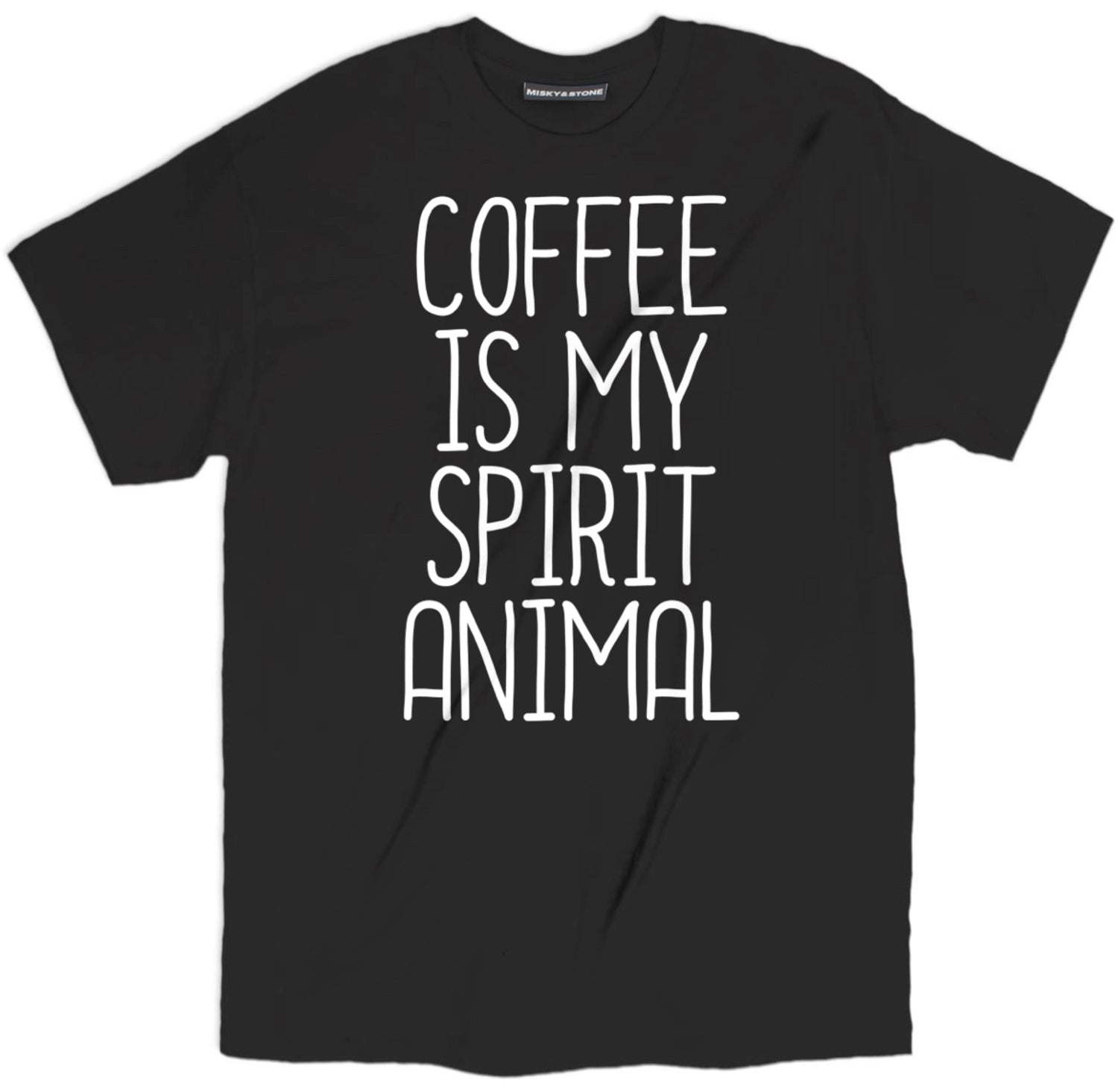 Coffee Spirit Animal Tee