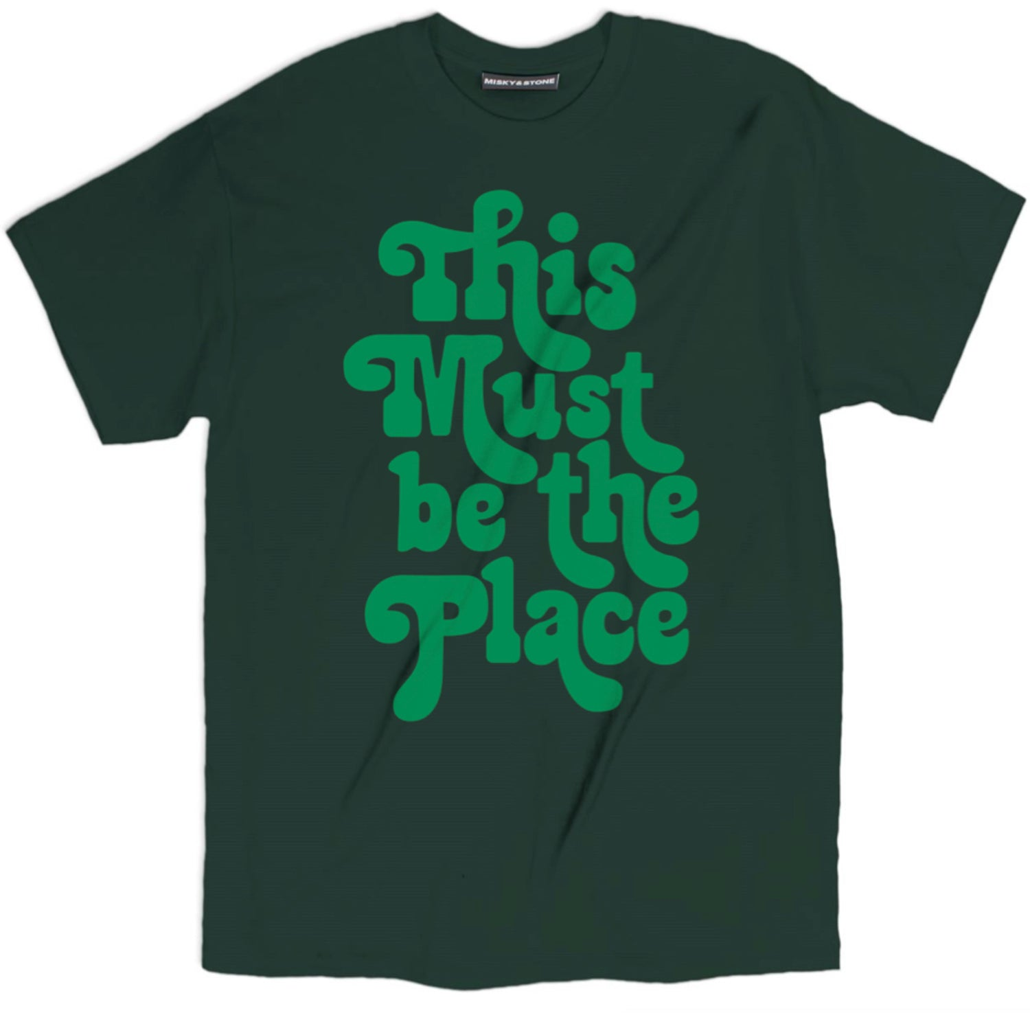 This Must Be The Place Tee