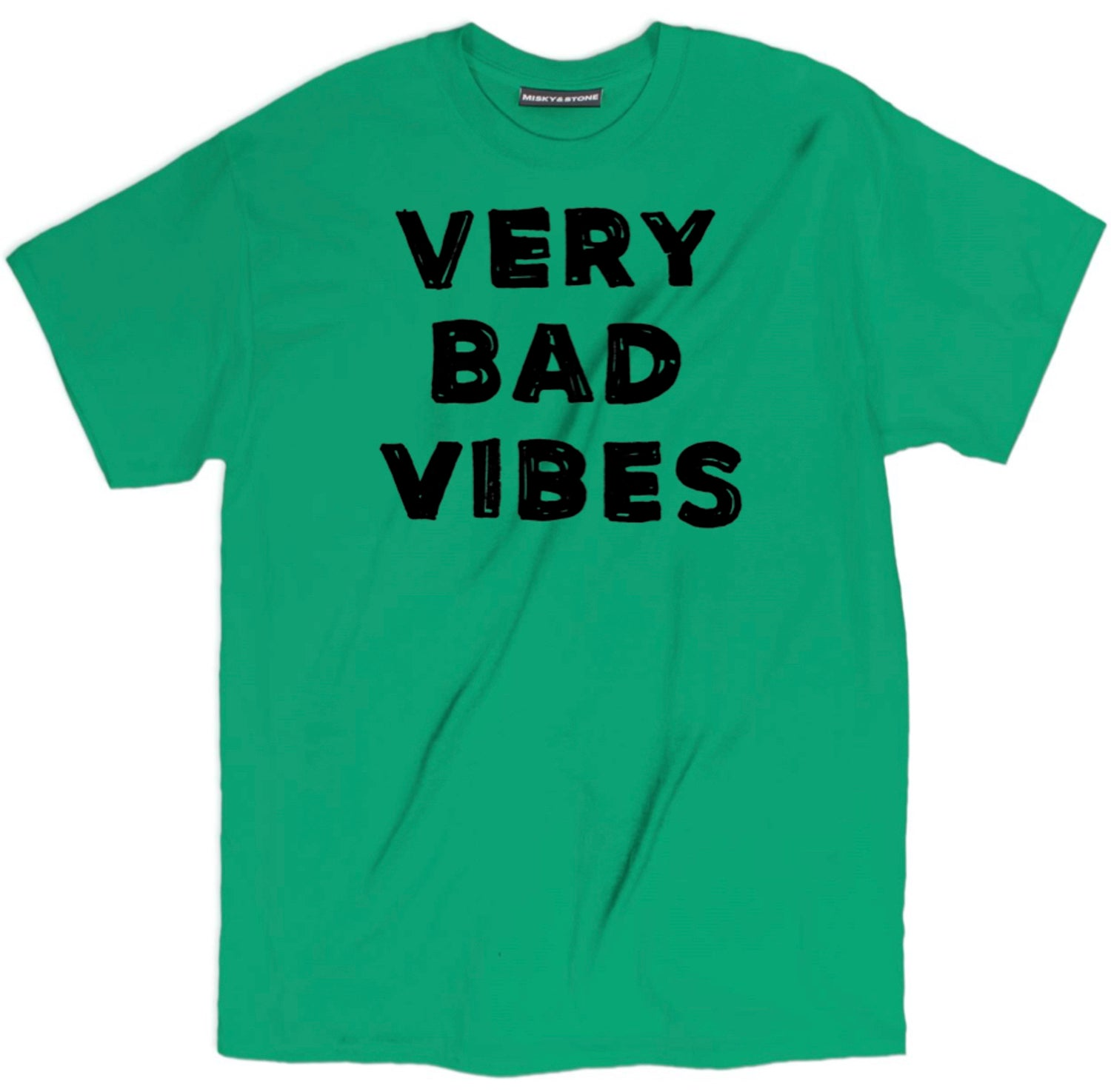Very Bad Vibes T Shirt