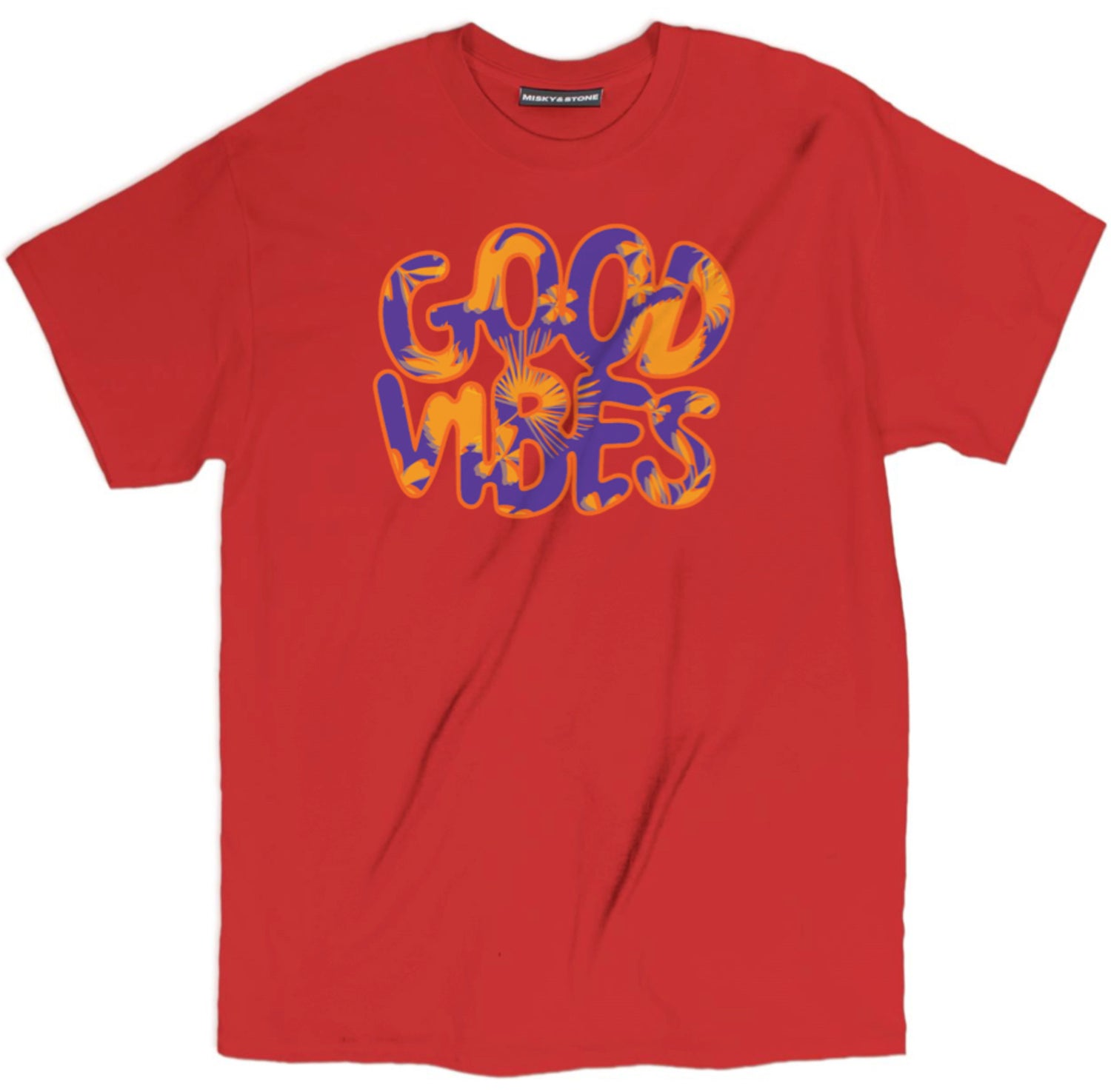 Good Vibes Positive Thoughts T Shirt