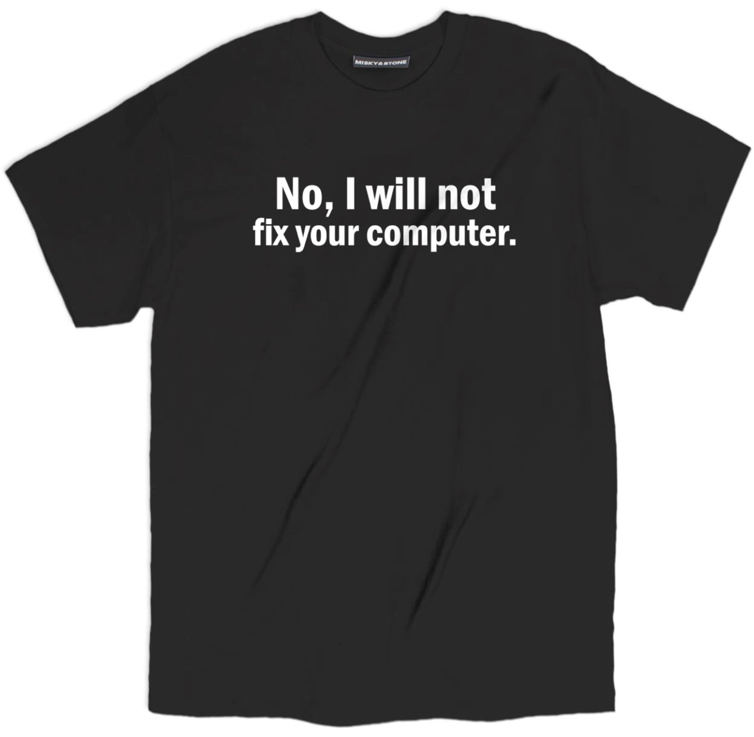 Fix Your Computer Shirt