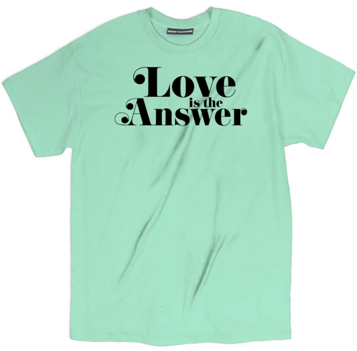 Love Is The Answer Shirt