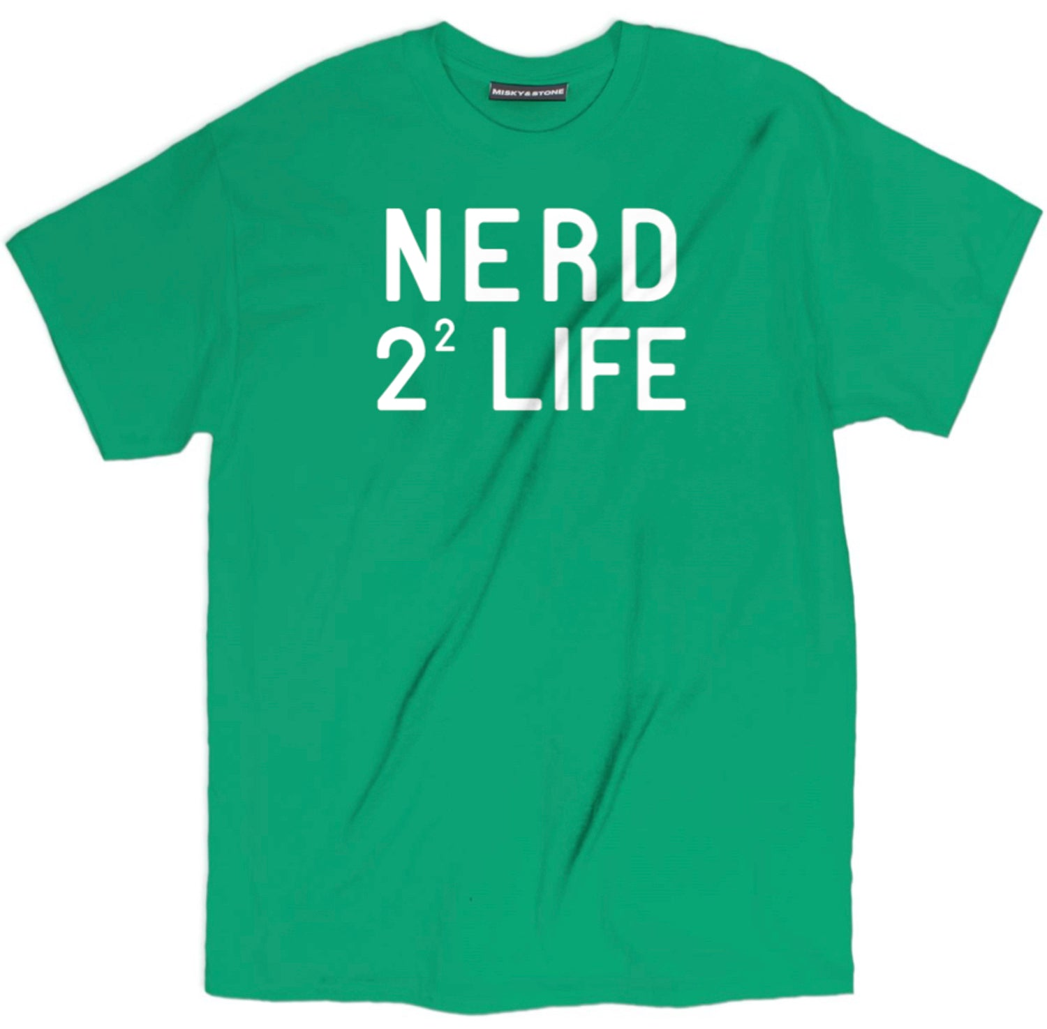 Nerd For Life Funny Math T Shirt