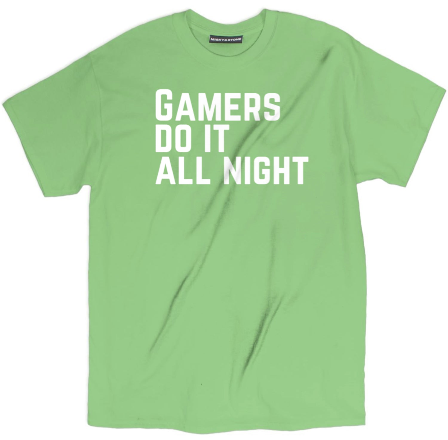 Gamers Do It All Night T Shirt