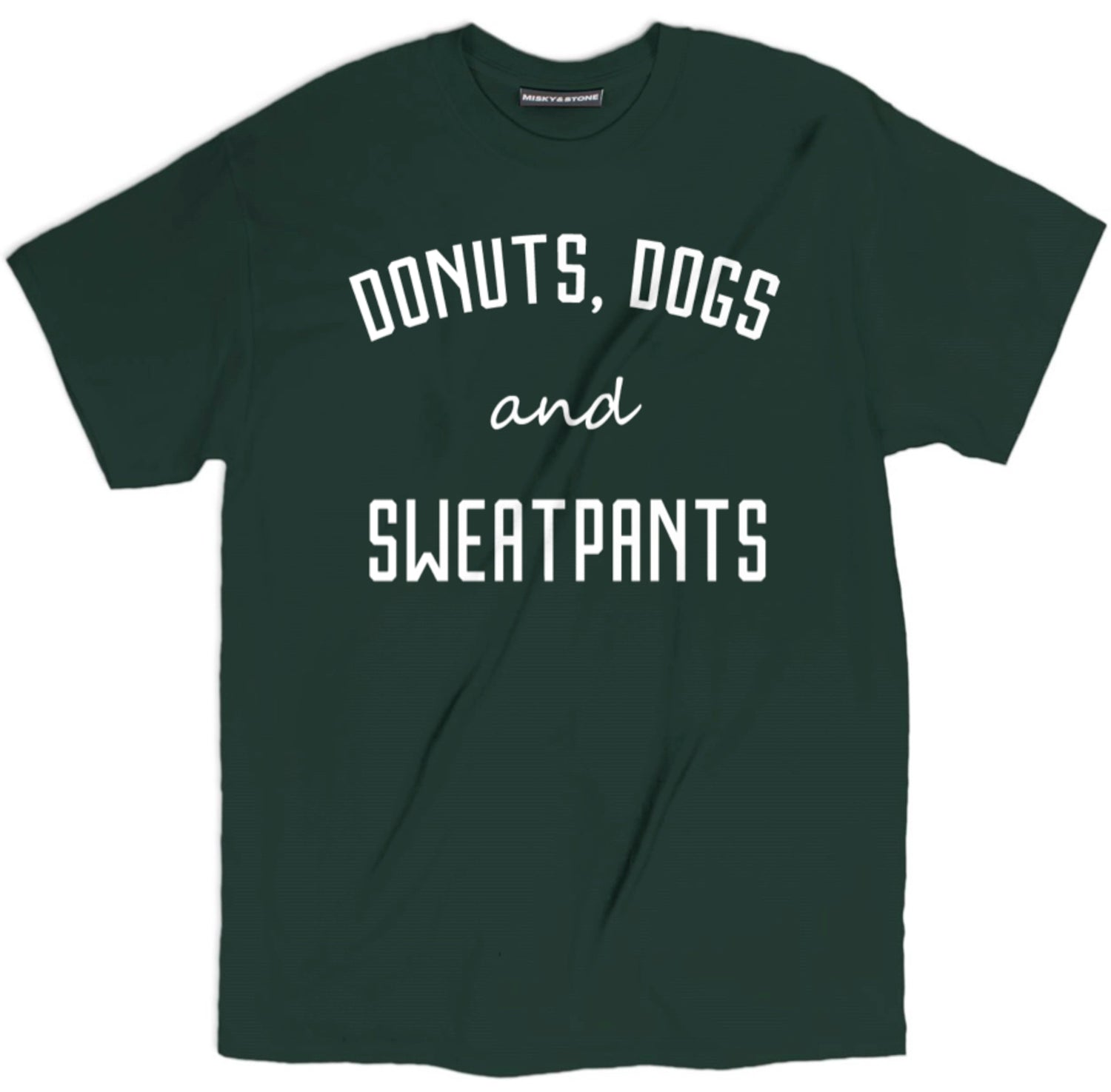 Donuts Dog And Sweatpants Shirt