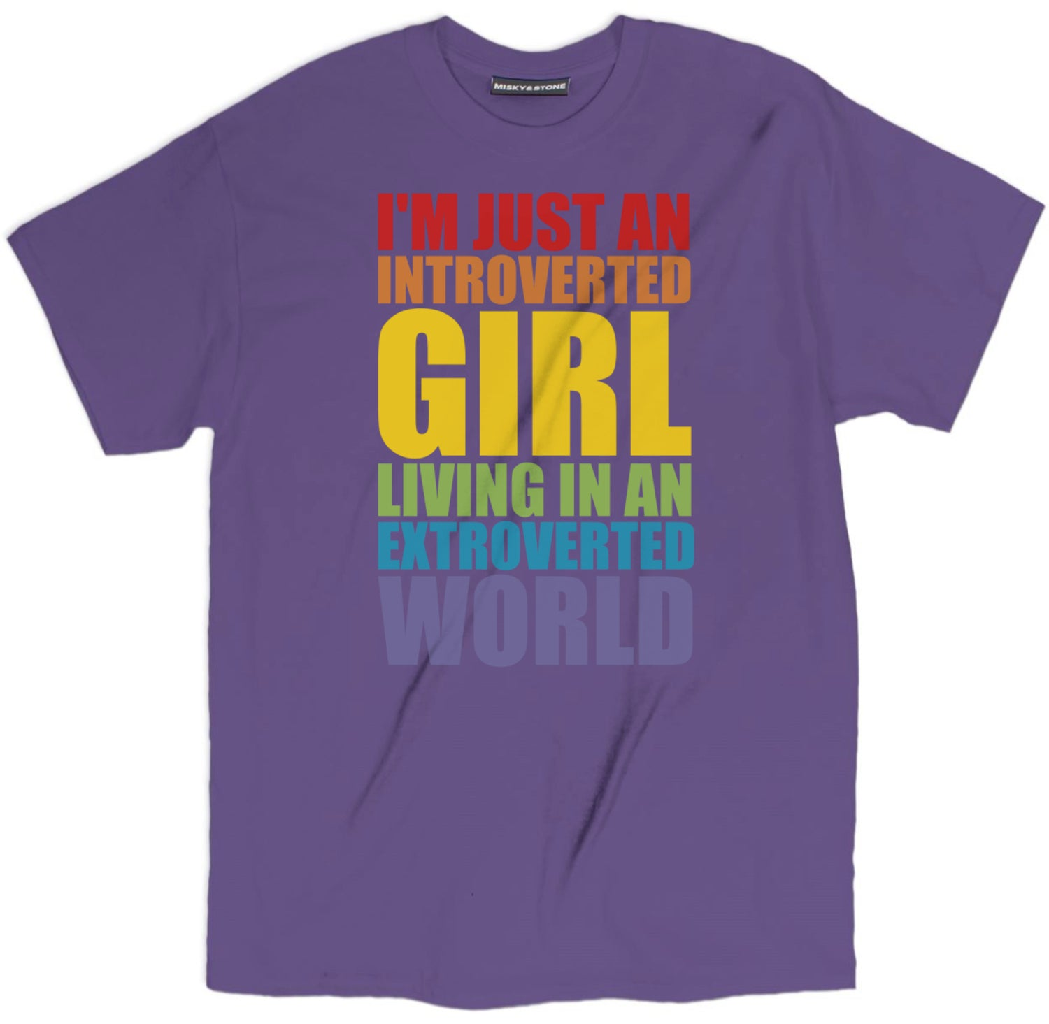 Introverted Girl Shirt