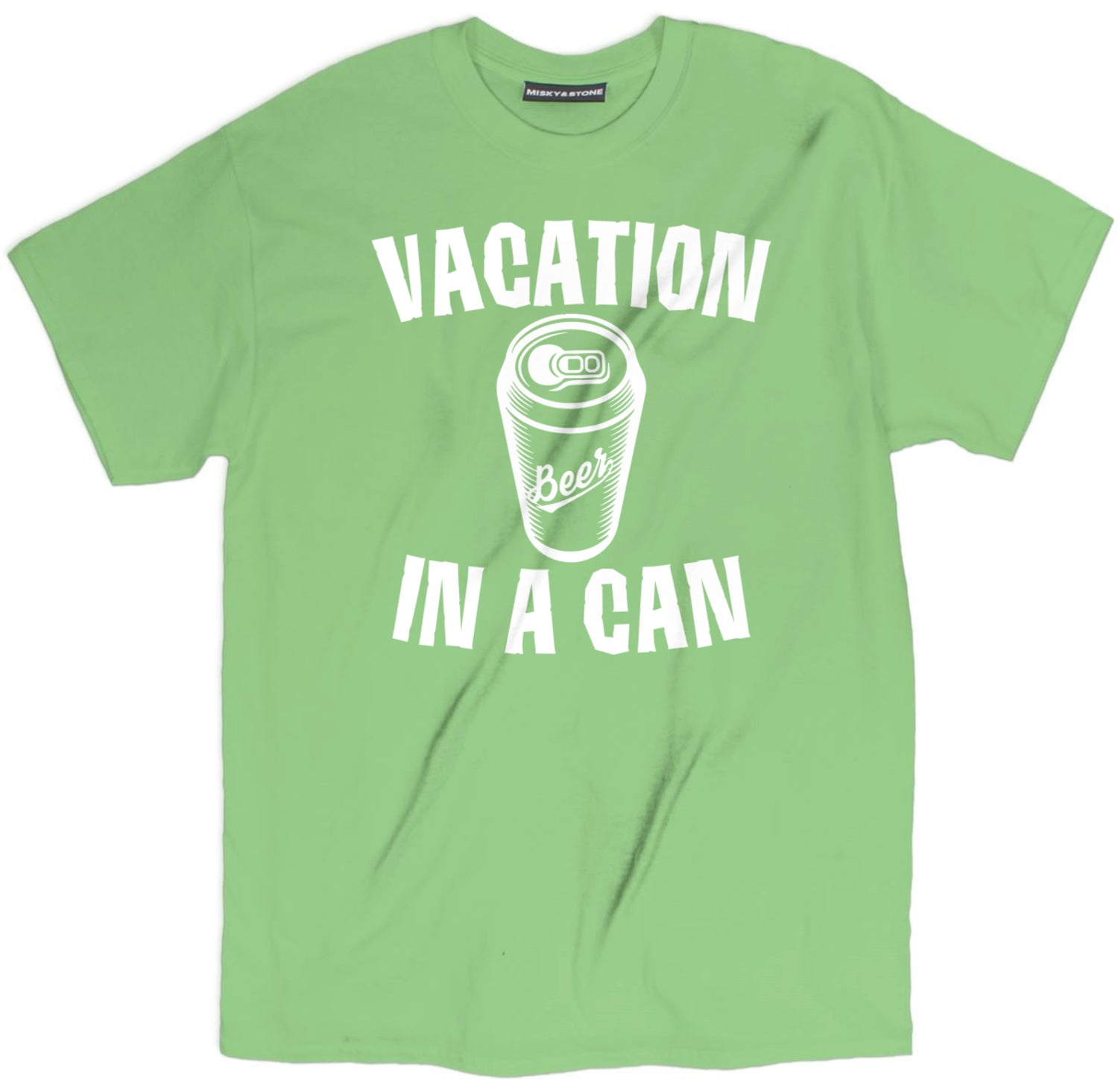 Vacation In A Can Shirt