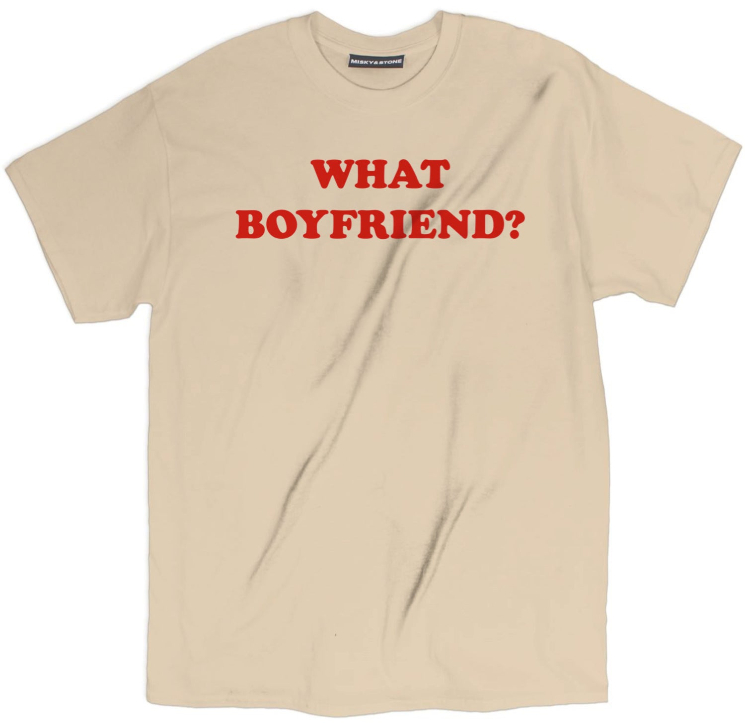What Boyfriend Shirt