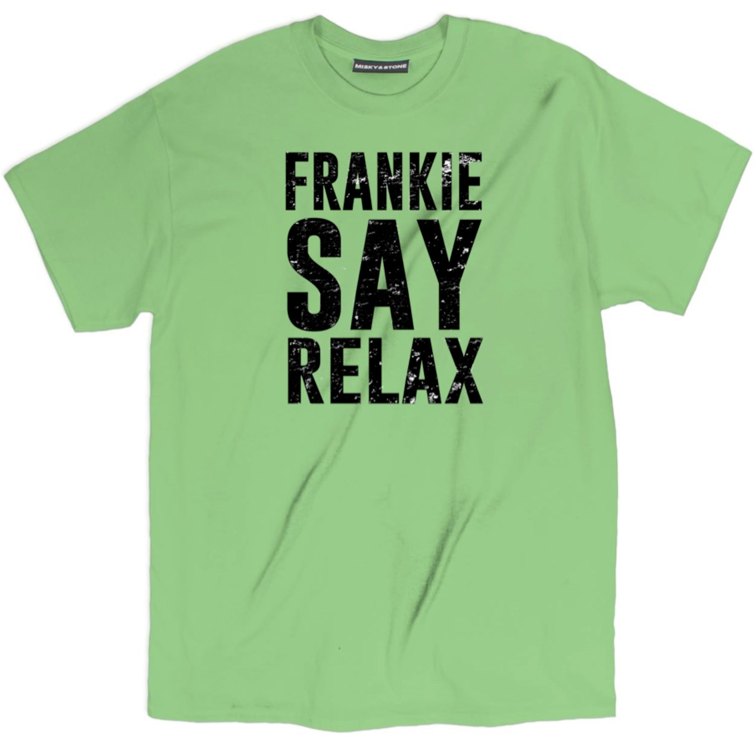 Frankie Say Relax Funny Friends Shirt