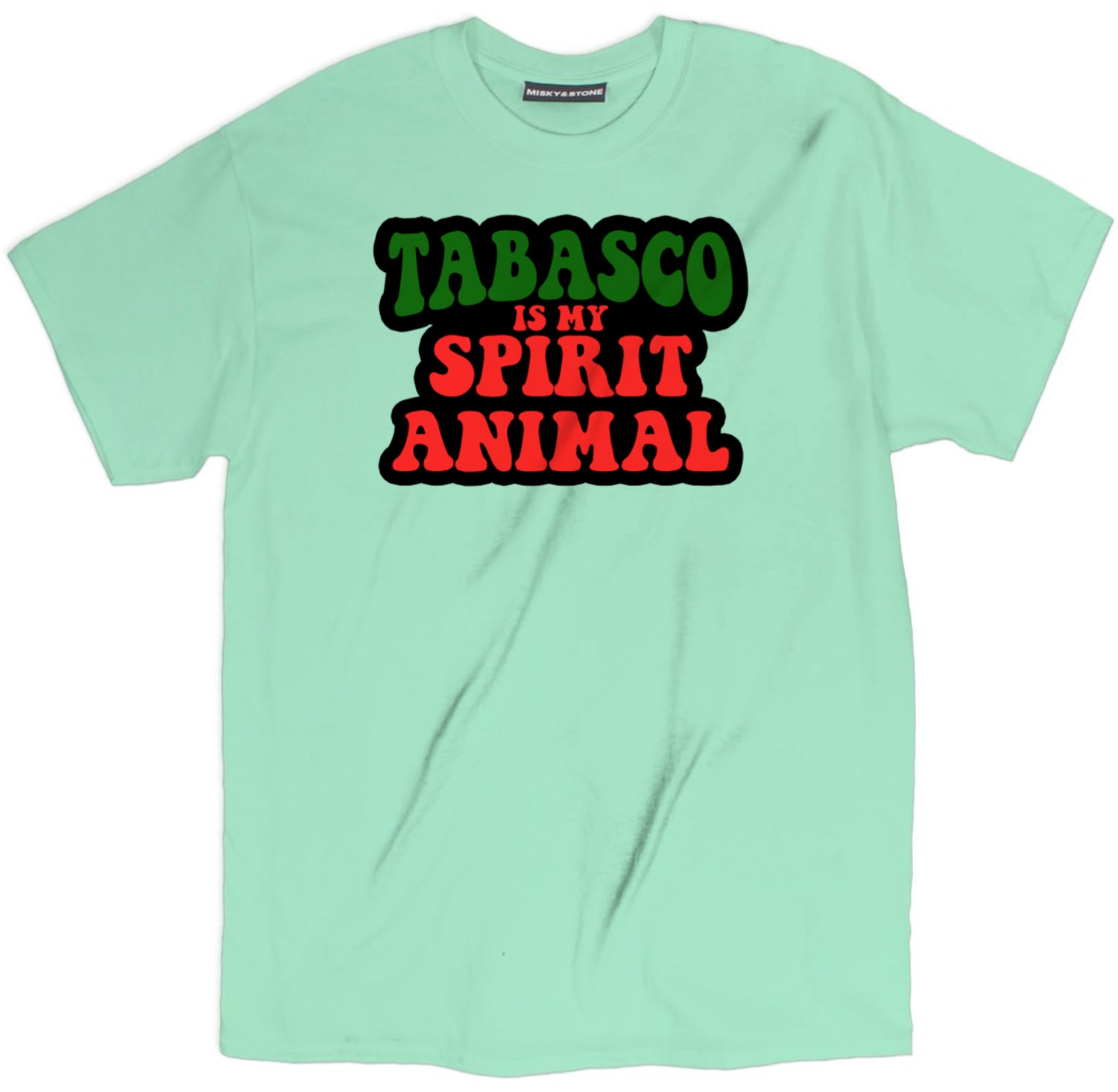Tabasco Is My Spirit Animal T Shirt