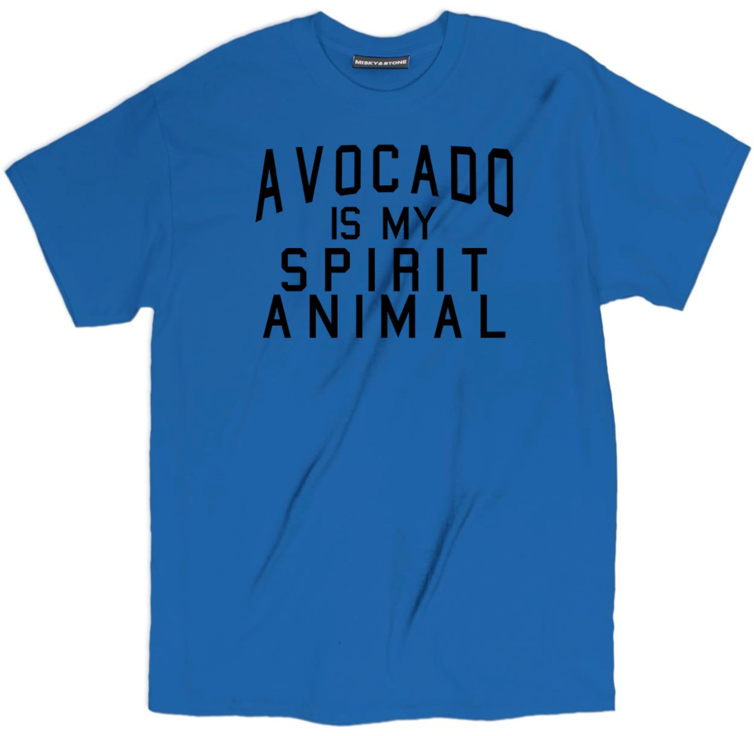 Avocado Is My Spirit Animal T Shirt