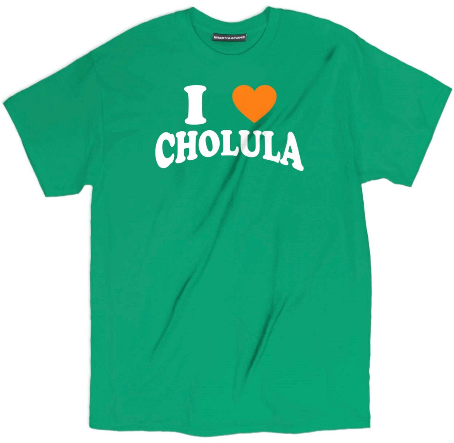 I Love Cholula Hot Saucce T Shirt